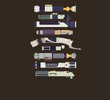 Sabers - Star Wars Inspired Minimalist Infographic T-Shirt