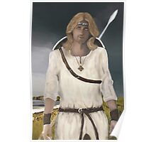 Saint Oswin of Deira Poster