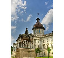 SC Statehouse Photographic Print