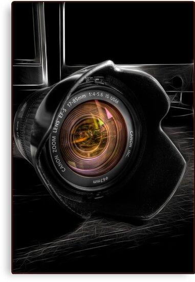Canon EF-s 17-85mm U.S.M. I.S.  by Nigel Butterfield