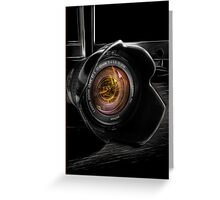Canon EF-s 17-85mm U.S.M. I.S.  Greeting Card