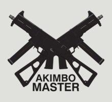 Akimbo Master by tombst0ne