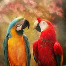 Animal - Parrot - We&#x27;ll always have parrots by Mike  Savad