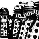 daleks by ibx93