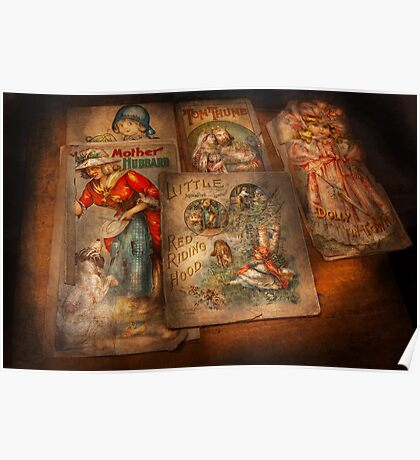Children - Books - Fairy tales Poster