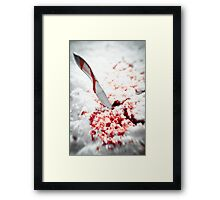 Whetted  Framed Print