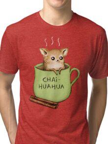 Chaihuahua Tri-blend T-Shirt