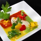 Pepper Tricolore With Chicken by SmoothBreeze7