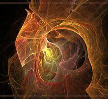 Deeper by Fractal artist Sipo Liimatainen