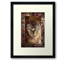 Steampunk - Locksmith - The key to my heart Framed Print