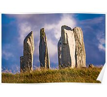 Callanish - Guardian Circle Poster