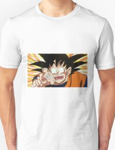 Goku, reaching for the last of the fairy bread T-Shirt