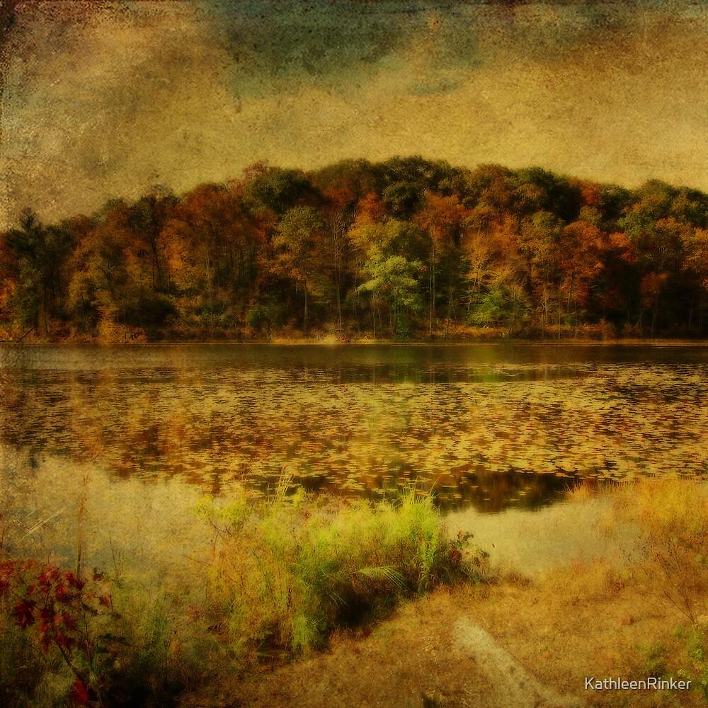 Across the Lake by KathleenRinker