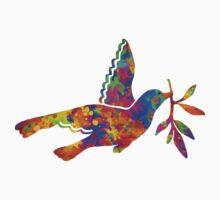 Peace Dove Kids Tee