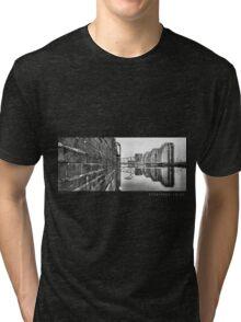 Clip Tri-blend T-Shirt