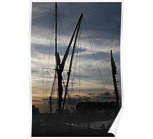 The Greta - Whitstable Harbour Poster