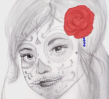 day of the dead by cjdec