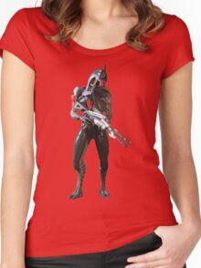 Legion Mass Effect Women's Fitted Scoop T-Shirt