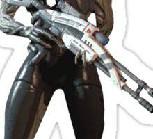 Legion Mass Effect Sticker