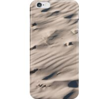 The wind is covering our tracks - iPhone case iPhone Case/Skin