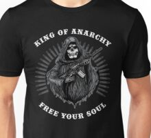 King of Anarchy Unisex T-Shirt