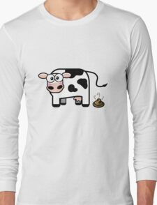 Oops... I Pooped! Long Sleeve T-Shirt
