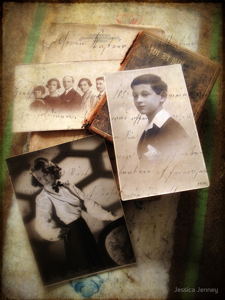 Recollections by Jessica Jenney