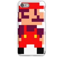 8-bit Mario iPhone Case/Skin