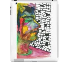 Joel in Watercolour iPad Case/Skin
