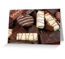 Baker - Who wants cookies Greeting Card