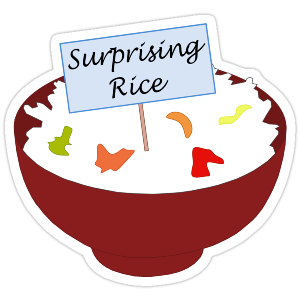 Surprising Rice by turkfox