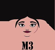 M3 Cartoon Machiavella by Machiavella3