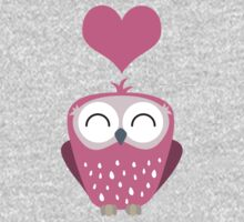 Owl Love You Forever Baby Tee