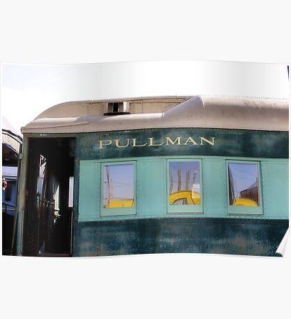 Pullman Car Poster