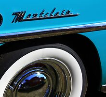 Mercury Montclair -1955 by AuntDot