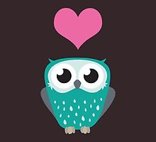 Owl Love You Forever (Boy) by Lisa Marie Robinson