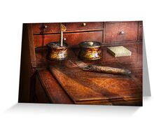 Doctor - Optometrist - I need my reading glasses Greeting Card