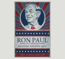 Ron Paul 2012 by Corey Warner