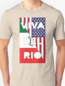 WWE Viva Del Rio MexAmerica Unisex T-Shirt