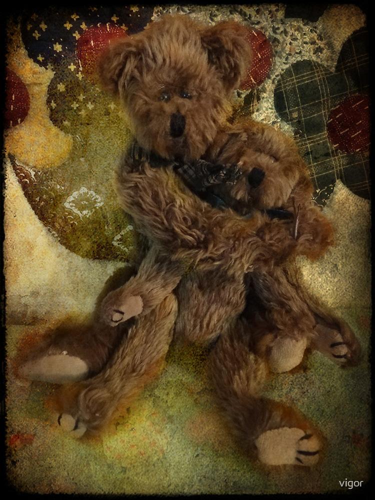 Gimme a big ol bear hug! by vigor
