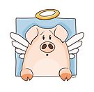 Holy Pig by Lisa Marie Robinson