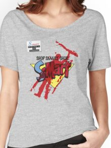 Ash's S-Mart blood-soaked t-shirt Women's Relaxed Fit T-Shirt