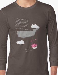 Infinite Improbability Fall Long Sleeve T-Shirt