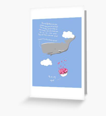 Infinite Improbability Fall Greeting Card
