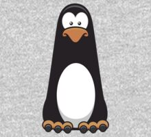 Pablo the Pensive Penguin One Piece - Long Sleeve
