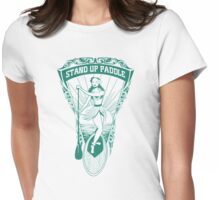 SUP HAWAII Womens Fitted T-Shirt