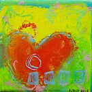 love heart 5 by bibje