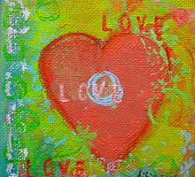 love heart 3 by bibje