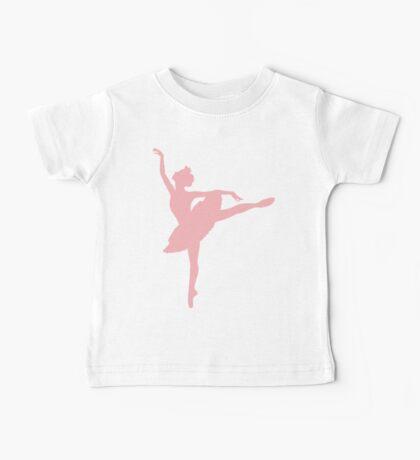 Ballerina (pink) Baby Tee