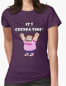 "IT""S GRENDA TIME! Womens Fitted T-Shirt"